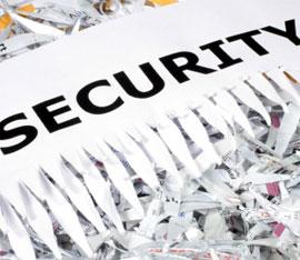 distruzione documenti sicuri